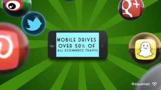 Download Social Media Revolution 2015 #Socialnomics Video