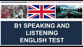 Download B1 British Citizenship; How to Prepare for the English Speaking and Listening test Video