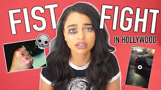 Download GETTING IN A FIST FIGHT IN HOLLYWOOD ! STORYTIME + CLIP Video