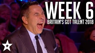 Download Britain's Got Talent 2018 | WEEK 6 | Auditions | Got Talent Global Video