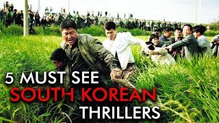 Download Five Must-See South Korean Thrillers Video