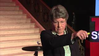 Download Reflections on women in science - diversity and discomfort: Jocelyn Bell Burnell at TEDxStormont Video