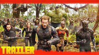 Download Vengadores: Infinity War (2018) Marvel Tráiler Oficial Español Video