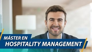 Download Master in Hospitality Management - UCAM Video
