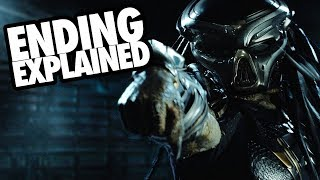 Download THE PREDATOR (2018) Ending + Series Connections Explained Video