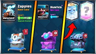 Download CLASH ROYALE UPDATE | LEGENDARY KINGS CHEST OPENING | NEW ROYAL GHOST LEGENDARY CARD! Video