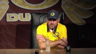 Download Mark Helfrich: ″This is different than a normal loss″ Video