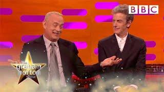 Download Tom Hanks & Peter Capaldi were both Oscar winners in 1995 🏆 | The Graham Norton Show - BBC Video