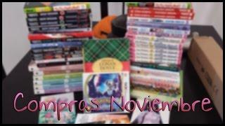 Download [Vlog] Compras manga noviembre | Me he vuelto a pasar Video