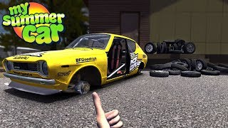 Download My Summer Car - NEW RIMS Video