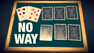 Download Impress Everyone With The Simplest Card Trick Video