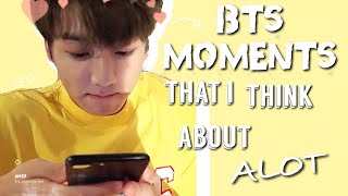 Download BTS Moments I Think About Alot Video