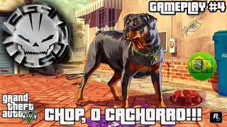 Download GTA V #4 - CHOP, O CACHORRO!!! (Português BR) Video