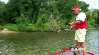 Download Fishing - Pitching a Bait Casting Reel Video