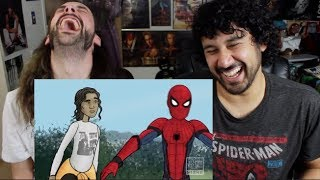 Download How Spider-Man Homecoming Should Have Ended REACTION!!! Video