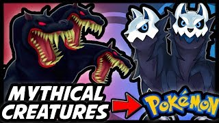 Download Top 10 Mythical Creatures That SHOULD Be Pokémon Video