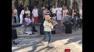 Download Ariana Grande - 7 rings - Violin Version - Karolina Protsenko Video