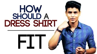 Download HOW Should a FORMAL/DRESS SHIRT FIT | BUYING The PERFECT Fitting Shirt | Mayank Bhattacharya Video