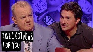 Download Heated Johnny Mercer Argument - Have I Got News For You Video