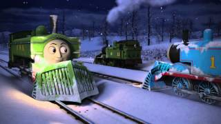 Download Thomas & Friends: The Christmas Engines - Trailer Video