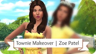 Sims 4 Townie Makeover | Penny Pizzazz Free Download Video