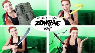 Download WHAT'S IN MY ZOMBIE BAG? Video