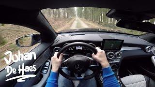 Download Mercedes GLC Coupé 250d 4MATIC POV test drive GoPro Video