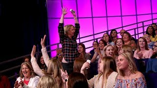 Download Ellen Finds Out Who's the Smartest Audience Member Video