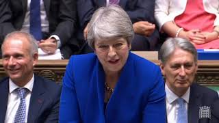 Download Theresa May's last PMQs: 24 July 2019 Video