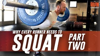 Download Why Every Runner Needs To Squat Part 2 Video