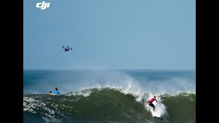 Download DJI at World Surf League 2017 in Portugal Video