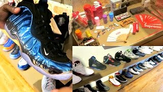 Download MOST HYPEDBEAST PLACE EVER! SUPREME EVERYWHERE! IN BOSTON! Shoe Vlog Ep.29 Video