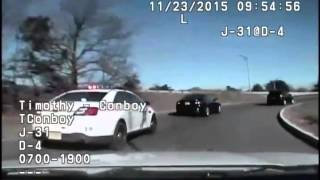 Download Dashcam video of wild police chase in N.J. Video