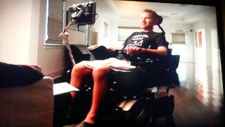 Download Pearl Jam visits with former NFL player - Steve Gleason Video
