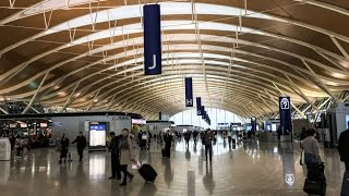 Download Inside Terminal 2 Shanghai Pudong International Airport PVG Video