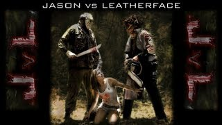 Download Jason Voorhees vs Leatherface (2010) Horror Fan Film directed by Trent Duncan Video