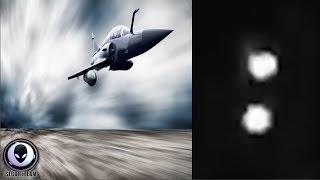 Download MILITARY JET Chases TWO Unknown Craft Over California 7/19/17 Video