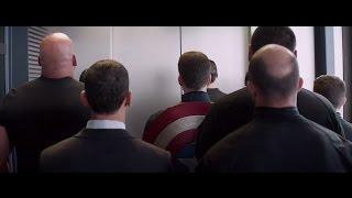 Download Captain America 2 - Elevator scene ( HD ) Video