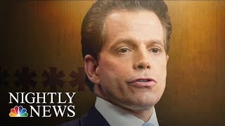 Download Anthony Scaramucci Goes On Profane Tirade | NBC Nightly News Video