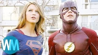 Download Top 10 Arrowverse Crossover Episodes Video