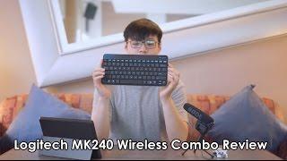 Download Logitech MK240 Wireless Combo Review Video