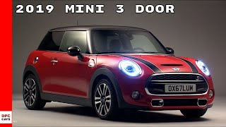 Download 2019 Mini 3 Door Hatchback Walkaround, Interior, Drive Video
