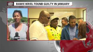 Download Dawie Kriel fined R6000 for racist facebook rant Video