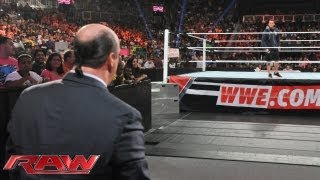 Download Paul Heyman reveals why he betrayed CM Punk at Money in the Bank: Raw, July 15, 2013 Video