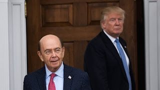 Download Trump Selects ″King Of Bankruptcy″ As Commerce Secretary Video
