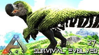 ARK: SURVIVAL EVOLVED: FIRE ALPHA WYVERN & NEW TAMES E26