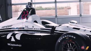 Download Simon Pagenaud's New IndyCar Aero Kit and Livery Video