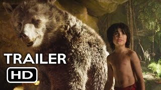 Download The Jungle Book Official Trailer #2 (2016) Scarlett Johansson Live-Action Disney Movie HD Video