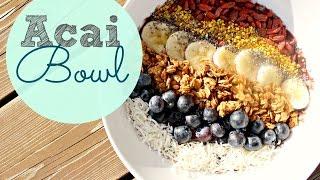 Download Healthy Breakfast Ideas | Acai Bowl Recipe Video