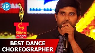 Download SIIMA 2014 Best Dance Choreographer Johnny for Laila O Laila - Nayak Video